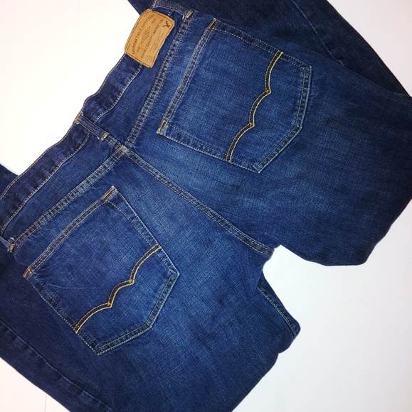 American Eagle Outfitters Other - American Eagle Relaxed Straight 34